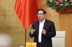 Le PM : les politiques contre l'épidémie doivent être unifiées dans l'ensemble du pays
