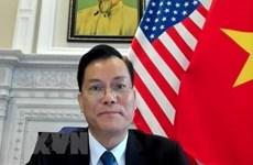 Le Vietnam participe à un dialogue politique sur l'énergie et les infrastructures