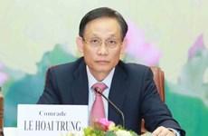 Rencontre avec les chefs des représentations vietnamiennes à l'étranger pour le mandat 2021-2024