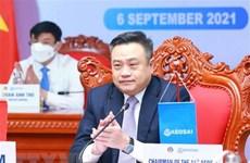 L'Audit d'État du Vietnam remplit le rôle de président de l'ASOSAI pour le mandat 2018-2021