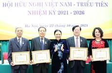 Valoriser le rôle de paserrelle pour promouvoir les relations Vietnam-RPDC