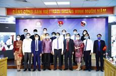 Des jeunes vietnamiens, lao et cambodgiens partagent leur expérience de prévention des pandémies