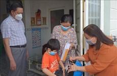 Au chevet des enfants touchés par la COVID-19
