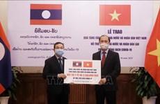 Le Vietnam offre 2,5 millions de dollars et des fournitures médicales au Laos