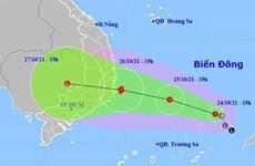 Des localités du Centre doivent se préparer à une dépression tropicale à venir