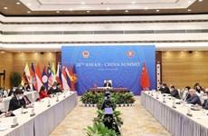 Le Premier ministre Pham Minh Chinh participe au 24e Sommet ASEAN-Chine
