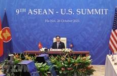 Renforcer les relations ASEAN-États-Unis dans la sécurité, la reprise économique et le développement