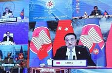 La Chine souhaite renforcer les relations avec l'ASEAN