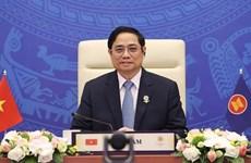 Le Vietnam invite le Japon à soutenir le développement équitable en ASEAN
