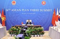 Le Premier ministre participe au 24e Sommet de l'ASEAN+3
