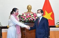Renforcement du partenariat stratégique entre le Vietnam et la Nouvelle-Zélande