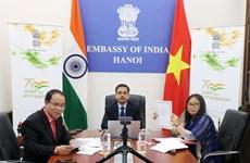 L'Inde et des localités vietnamiennes mettent en œuvre des Projets à impact rapide