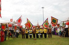 Unis pour préserver et valoriser le patrimoine culturel vietnamien