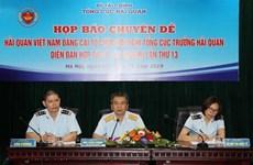 Le Vietnam accueille 13e conférence des directeurs généraux des douanes de l'ASEM