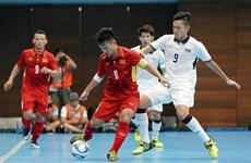 Le Championnat de futsal d'Asie du Sud-Est 2019 sur le départ