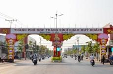 Soc Trang se mobilise pour moderniser ses infrastructures de base