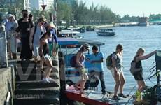 Les guides touristiques se débrouillent au milieu du Covid-19