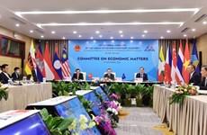 Le Comité des affaires économiques de l'AIPA discute de la relance