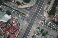Hanoi ouvre à la circulation son 13e viaduc routier