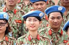 Le rôle des femmes dans la consolidation de la paix est promu