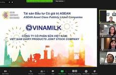 """Vinamilk honorée en tant qu'""""ASEAN Asset Class"""""""