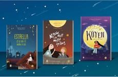 Trois livres pour enfants de l'écrivain chilien Roberto Fuentes sortis en librairie au Vietnam