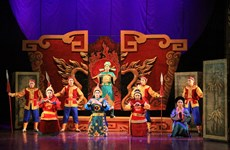 Le théâtre vietnamien se réinvente en format virtuel