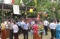 Les Khmers accueillent la fête des ancêtres Dolta
