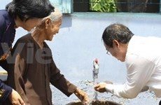Centre: aides belges pour la gestion des ressources en eau