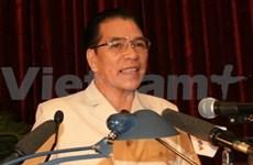 Le XIe Congrès du Parti prévu en janvier 2011