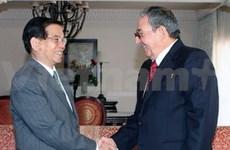 Le Vietnam affirme ses liens avec Cuba, l'Égypte