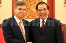 Le Vietnam fait grand cas des relations avec la Russie