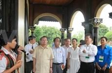 Les députés et le triangle Vietnam-Laos-Cambodge