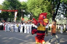 Hanoi se prépare aux AI Games III