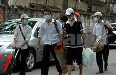 Le Vietnam recense 612 cas de grippe A (H1N1)