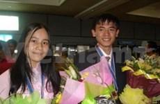 Victoire vietnamienne à la 41è olympiade de chimie