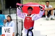 Jeux d'arts martiaux d'Asie : 1ère médaille d'or pour le Vietnam