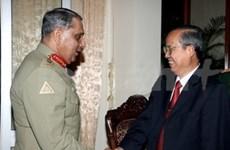 Vietnam-Pakistan: renforcement des liens entre les armées