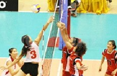 Vietnam: Championnat d'Asie féminin de volley-ball