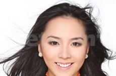 Duong Truong Thien Ly, ambassadrice aux 3ès Jeux asiatiques en salle