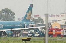 Incident sur un Airbus de Vietnam Airlines