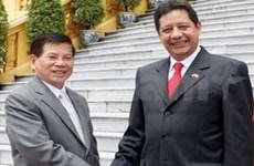 Pétrole, filon de la coopération Vietnam-Venezuela