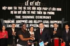 Près de 200 mln USD de la BM aux infrastructures du Vietnam
