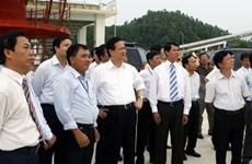 Le PM Nguyên Tân Dung en tournée à Yên Bai