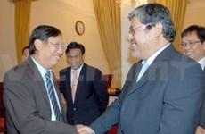 Hanoi souhaite resserrer les liens avec Manille