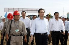 A Cà Mau, le PM prône l'agriculture durable