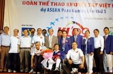 Asean ParaGames : le Vietnam en troisième place