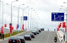 Hô Chi Minh-Ville : ouverture au trafic de l'avenue Dông-Tây