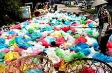 """Début de la """"Journée sans sacs platiques"""" à Hoi An"""