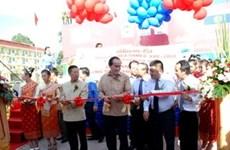 SEA Games : Remise de la clef du village des sportifs au Laos